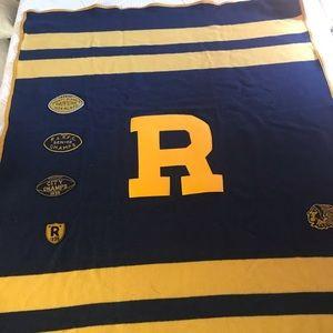 Rugby Pendleton Blanket by Ralph Lauren